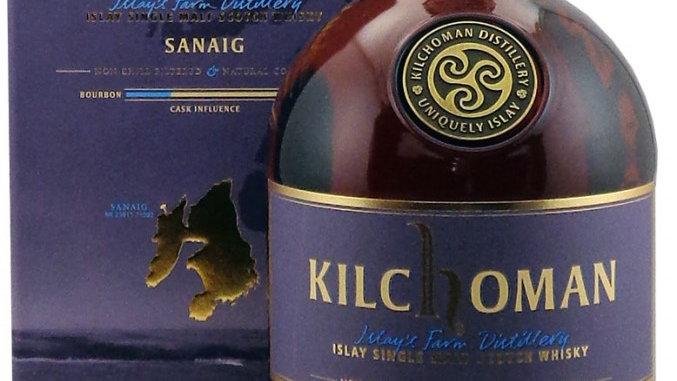 Kilchoman Sanaig 2020 - 0.7 ltr