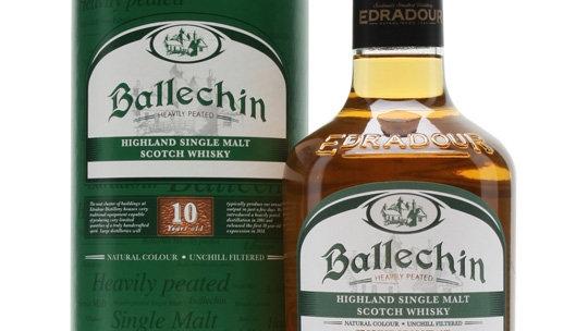 Ballechin 10 jaar 0.7Ltr