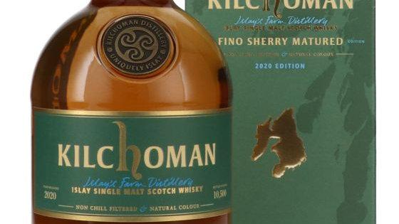 Kilchoman Fino Sherry Cask 0.7 Ltr