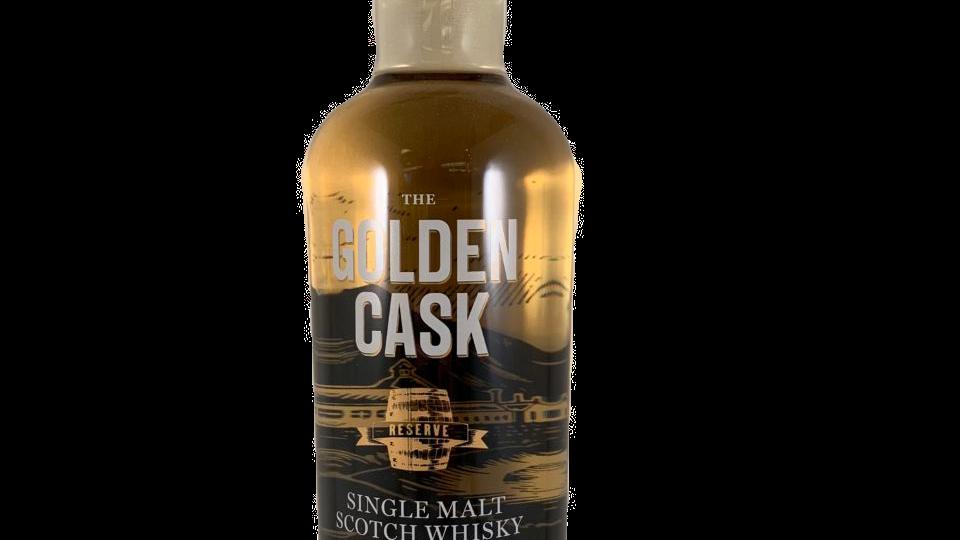 Teaninich Golden Cask 9 Jaar 0.7 Ltr