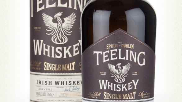 Teeling Single Malt 0.7 Ltr