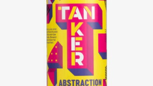 Tanker Abstraction DDH Pale Ale 44cl