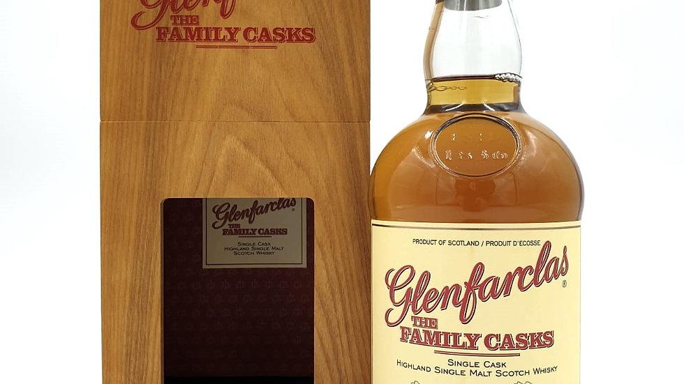 Glenfarclas Family Cask Vintage 1992 0.7 Ltr