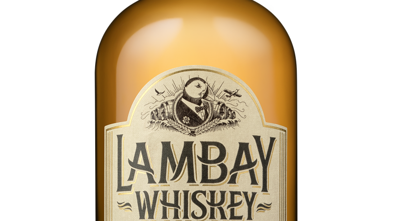 Lambay Single Malt Whiskey 0.7 Ltr