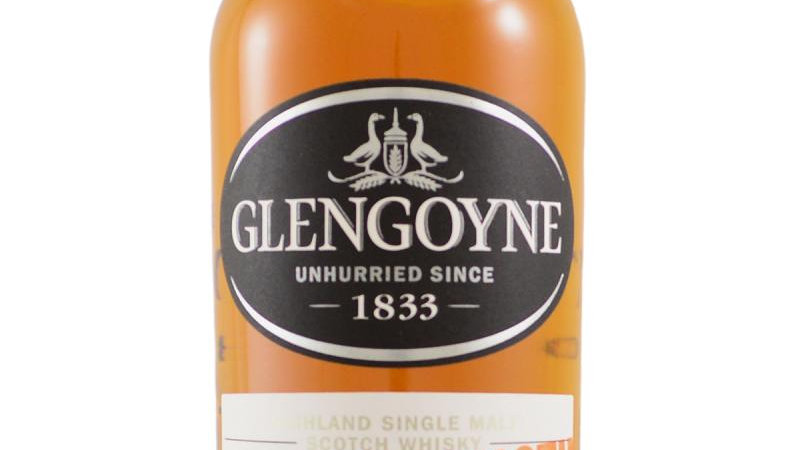 Glengoyne Cask Strength Batch 8 0.7Ltr