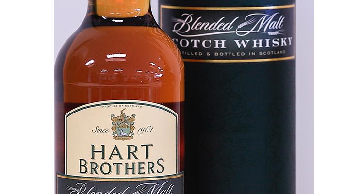 Hart Brothers 17 Jaar Blended Malt  Port Finish 0.7 ltr
