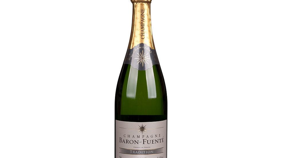 Baron Fuente Champagne Brut 0.75 Ltr