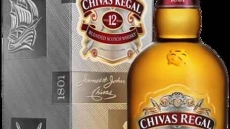 Chivas Regal 12 Jaar 0.7 Ltr
