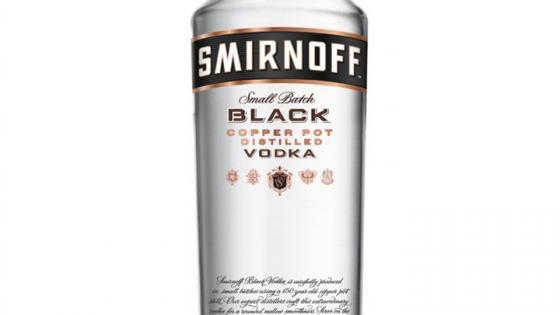 Smirnoff Black 1.0 Ltr