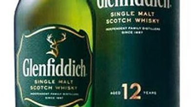 Glenfiddich 0.7 Ltr