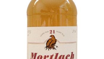 Mortlach 21 Jaar Gordon & Macphail. 0.7 Ltr