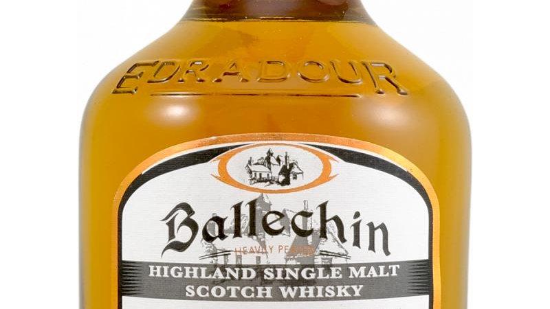Ballechin 15 Jaar Cask Strength 0.7 Ltr