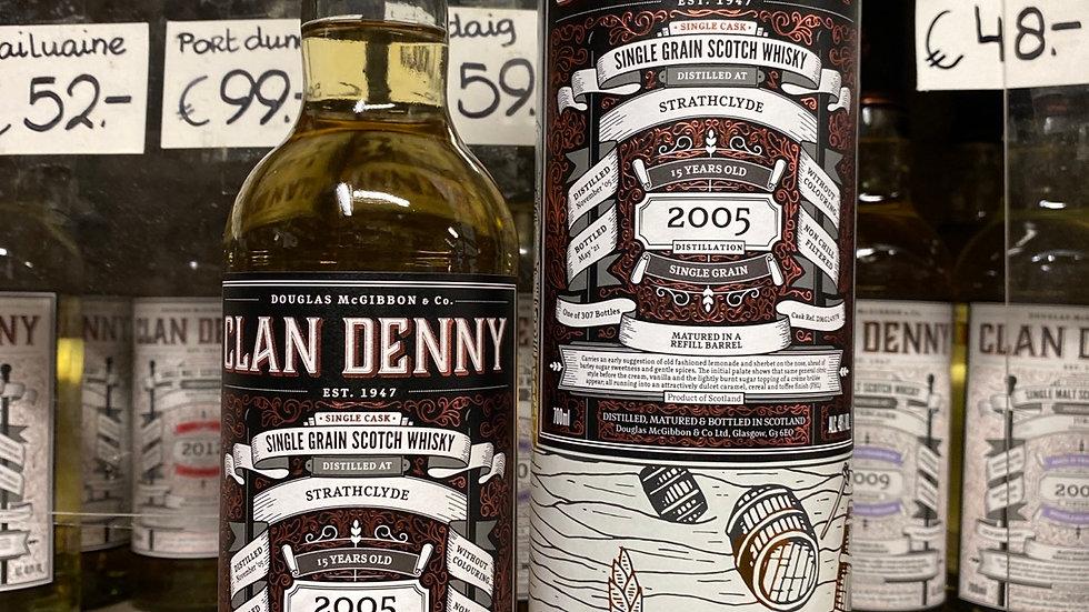 Clan Denny Strathclyde 15 jaar