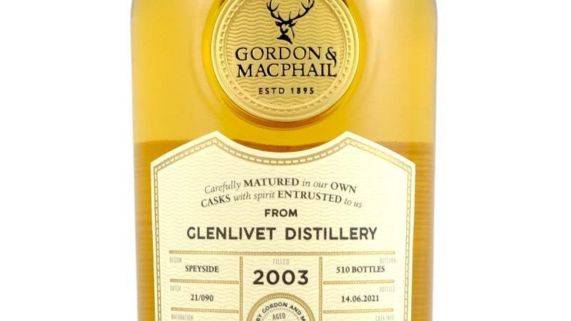 Glenlivet Gordon Macphail 0.7 Ltr