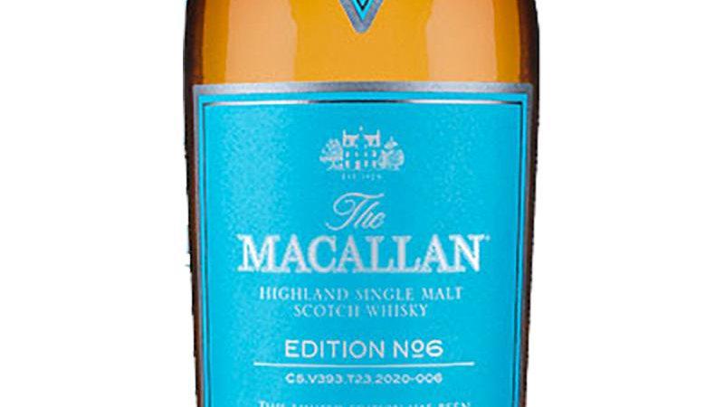 Macallan Edition No 6  0.7 Ltr