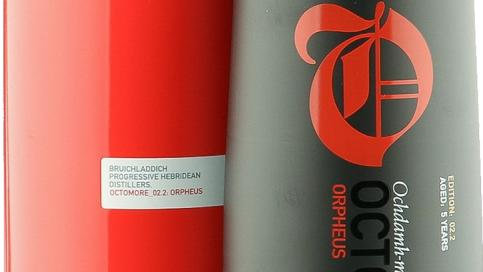 Octomore Edition 02.2  - 0.7 Ltr
