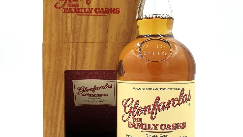 Glenfarclas Family Cask Vintage 1991 0.7 Ltr