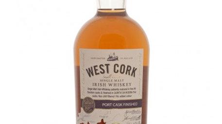 West Cork Port cask 0.7 Ltr