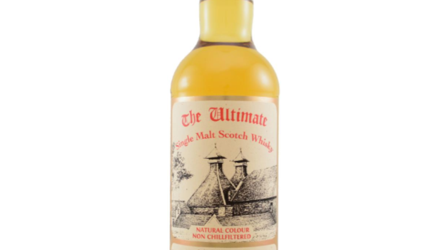 Aultmore The Ultimate vintage 2009 0.7 Ltr