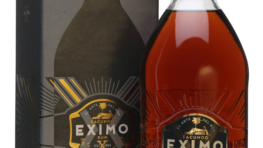 Facundo Eximo Rum 10 Jaar 0.7 Ltr