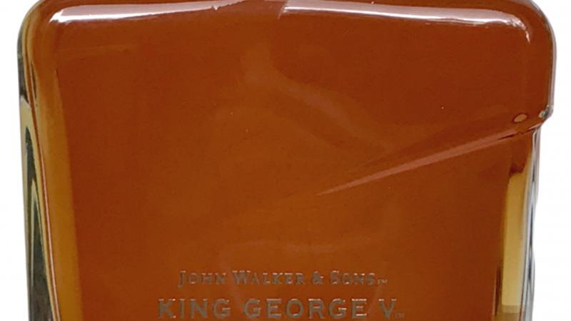 Johnnie Walker & Sons King George V 0.7 Ltr