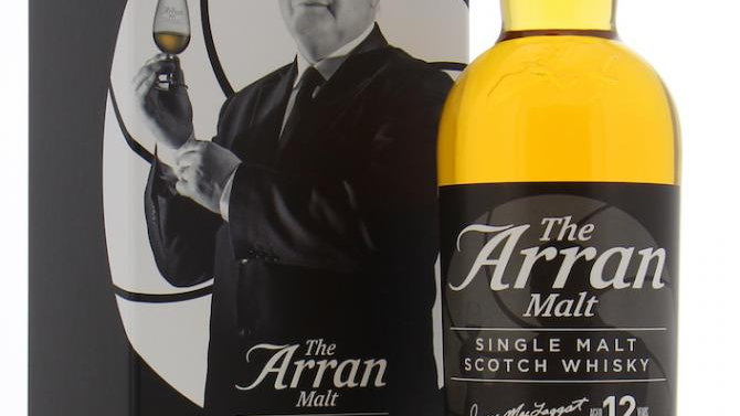 Arran Vintage 2006 The Man With The Golden Glass 0.7 ltr