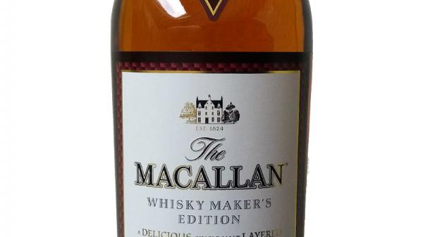 Macallan Whisky Maker's Edition 0.7 Ltr