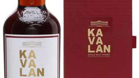 Kavalan Solist Sherry Cask 57.8% 0.7 Ltr