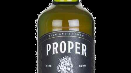 Proper Twelve Whiskey 0.7 Ltr