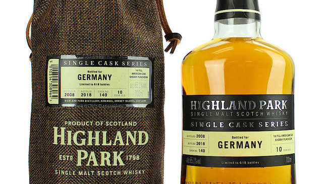 Highland park Germany 0.7 Ltr