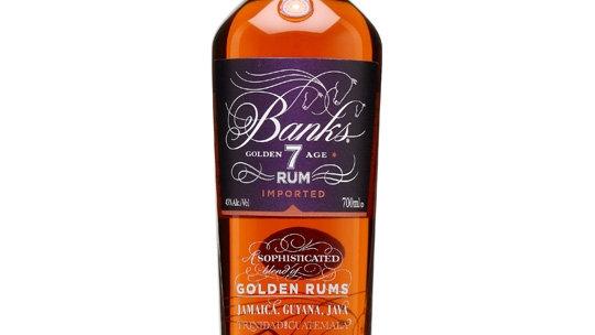 Bank 7 Rum 0.7 Ltr