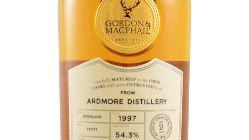 Ardmore Gordon & Macphail Vintage 1997 0.7 Ltr
