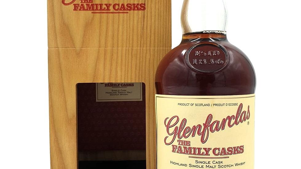 Glenfarclas Family Cask Vintage 1989 0.7 Ltr