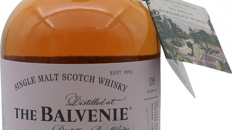 Balvenie 19 Years Old 0.7 Ltr