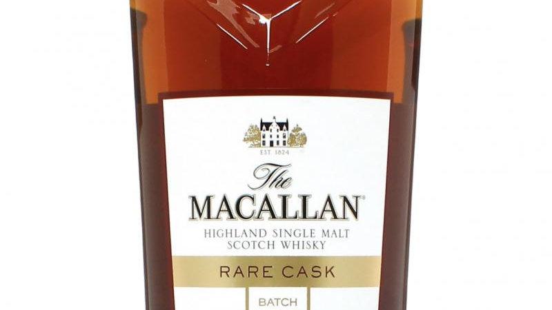 Macallan Rare Cask Batch No 2 0.7 Ltr