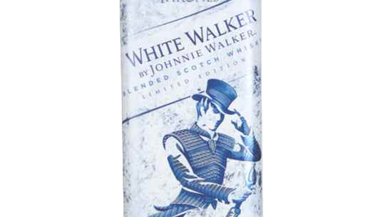 Johnnie Walker White Walker 0.7 Ltr