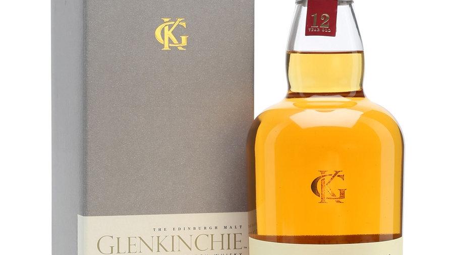 Glenkinchie 12 jaar 0.7 Ltr