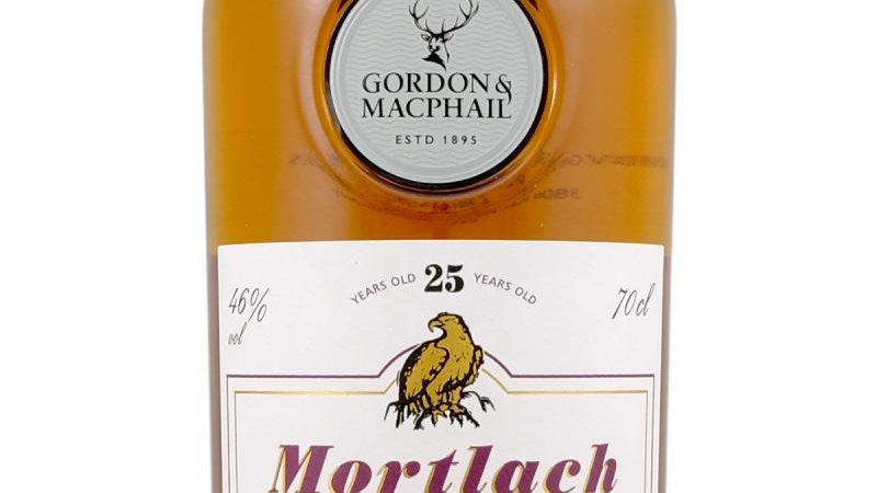 Mortlach 25 Jaar Gordon Macphail 0.7 Ltr