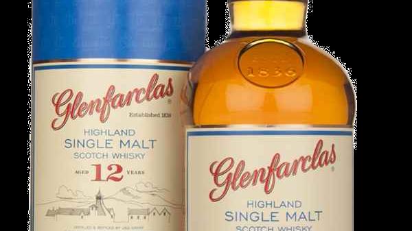 Glenfarclas 12 jaar 1ltr