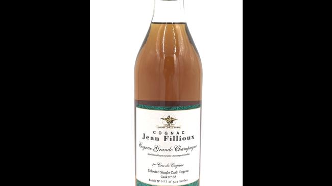 Jean Fillioux Cognac Vintage 1988 - 33 Jaar 0.7 Ltr