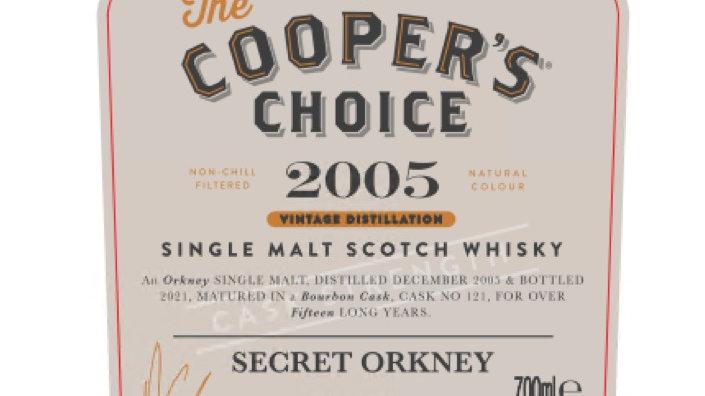 Secret Orkney Coopers Choice 0.7 Ltr