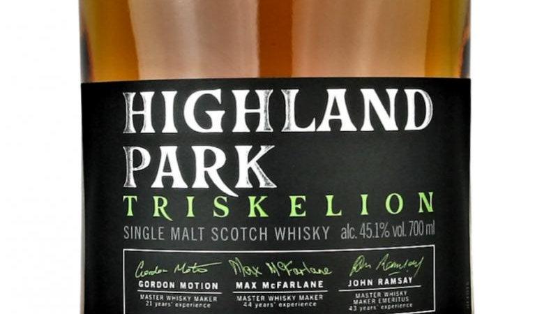 Highland Park Triskelion 0.7 Ltr