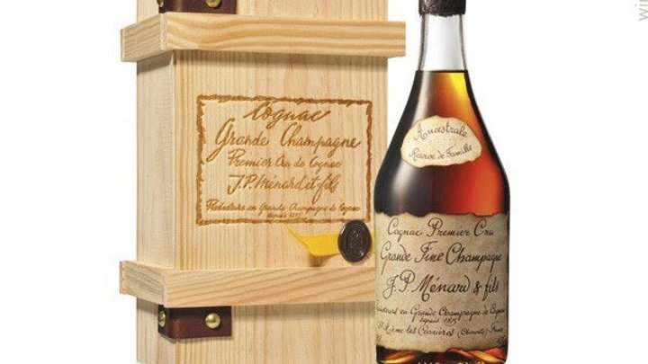 Menard Premier Cru Cognac  0.7 Ltr