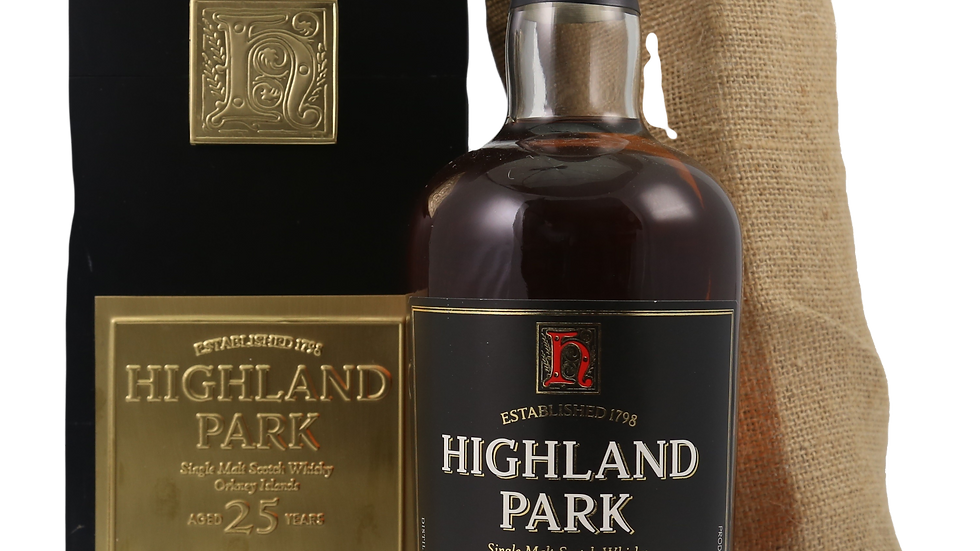Highland Park 25 jaar 0.7 Ltr