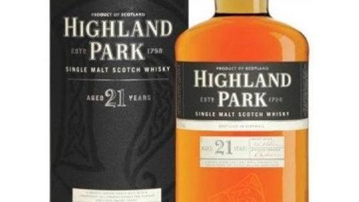 Highland Park 21 jaar 0.7 Ltr