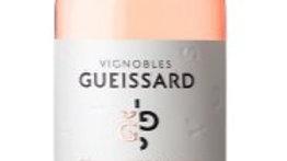 Gueissard Cotes De provence Rose 0.75 Ltr