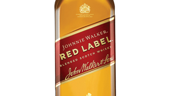 Johnnie Walker Red 0,35L
