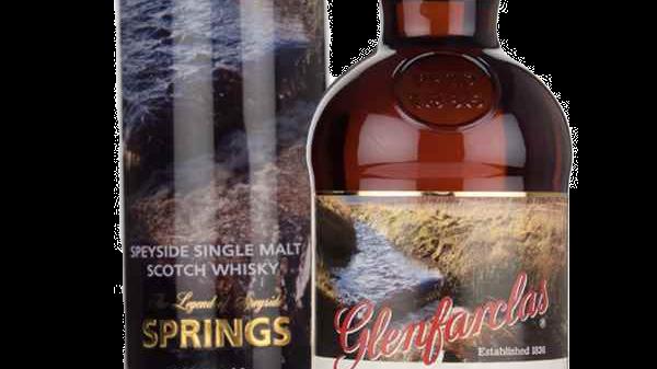 Glenfarclas springs 0.7 Ltr
