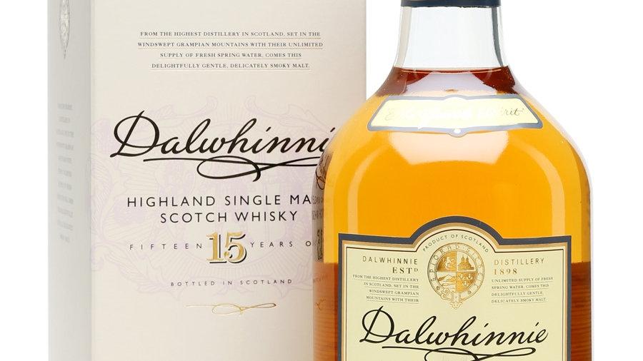 Dalwhinnie 15 Jaar 0.7 Ltr