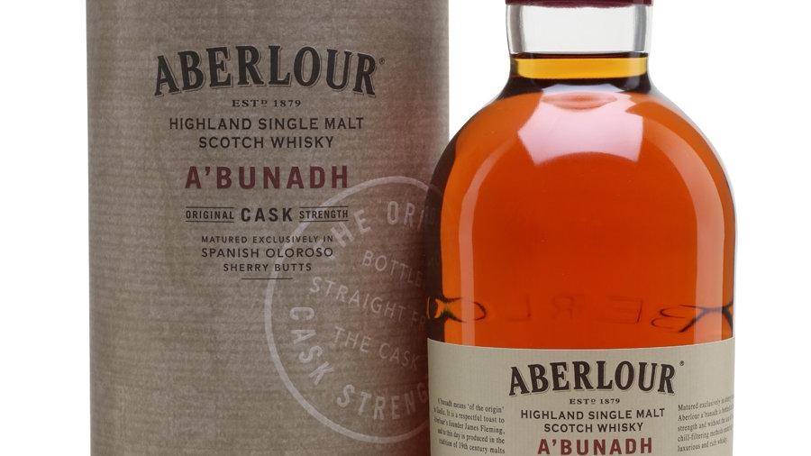 Aberlour A `Bunad 0.7 Ltr